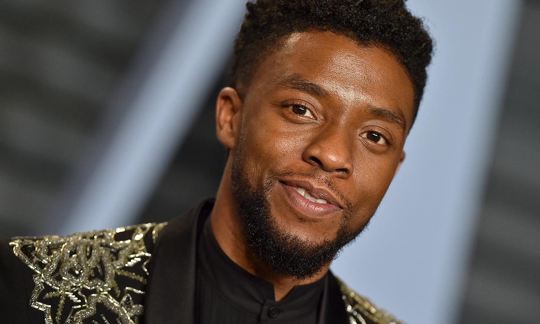 Fallece a los 43 años Chadwick Boseman, protagonista de 'Black Panther'