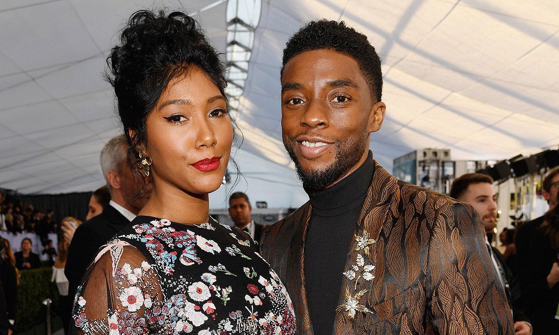 Chadwick Boseman se casó en secreto poco antes de fallecer