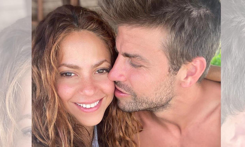 Shakira y Piqué abren el álbum más romántico de sus vacaciones