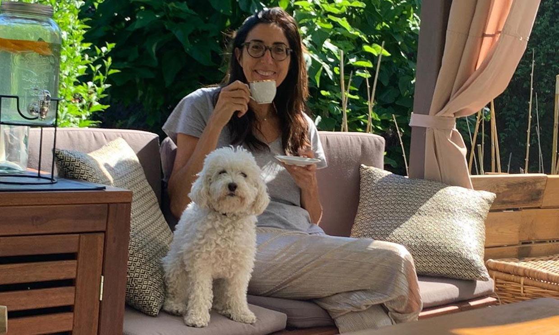Paz Padilla vuelve a reír con 'la persona que le da la vida'