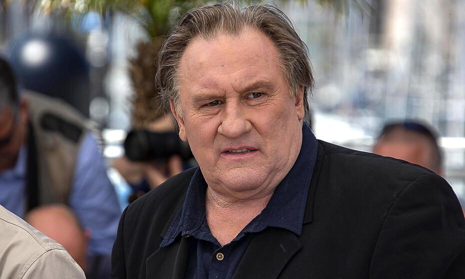 Gérard Depardieu ha sido detenido en París