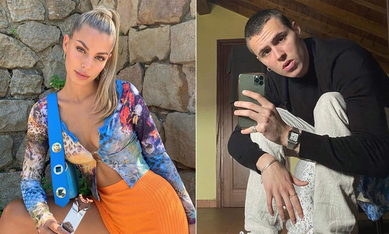 Jessica Goicoechea y Aron Piper, de 'Élite', ¿la última pareja del verano?