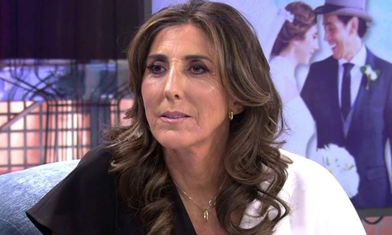 Paz Padilla reaparece tras el fallecimiento de su marido: 'Tengo como propósito ser feliz, se lo debo a él'