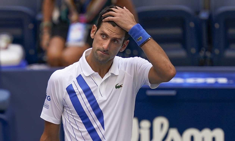 La imprudencia de Novak Djokovic sobre la pista que le ha costado la descalificación del US Open