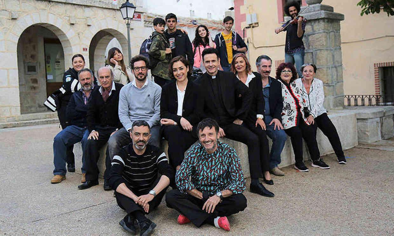 Así es 'Historias de Alcafrán', la nueva comedia de TVE creada por José Mota
