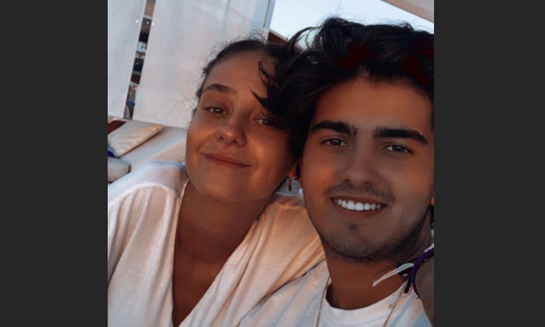 Jorge Bárcenas felicita a 'su persona favorita', Victoria de Marichalar, y ella le responde así