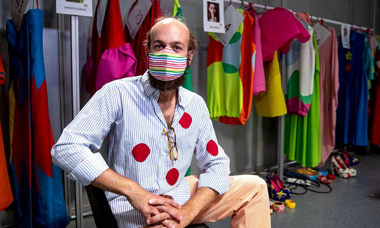 Tristán Ramírez, hijo de Ágatha Ruiz de la Prada, habla de la relación de la diseñadora con Luis Gasset