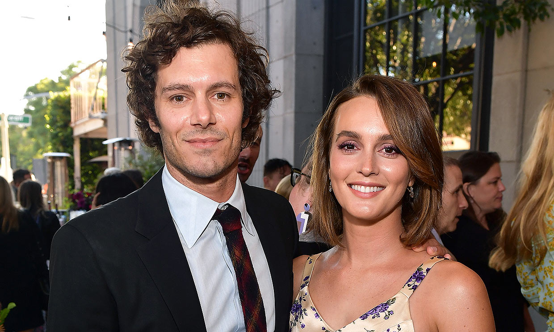 Leighton Meester y Adam Brody han sido padres por segunda vez