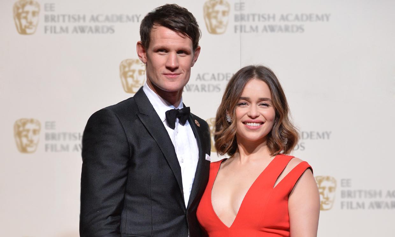 Emilia Clarke (Juego de Tronos) y Matt Smith (The Crown), ¿algo más que amigos?