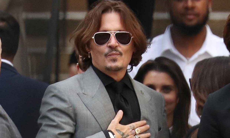 La emotiva carta de Johnny Depp a sus fans: 'Estoy aquí solo por vosotros'