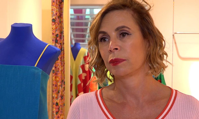 Ágatha Ruiz de la Prada, sobre el robo de un furgón con su ropa: 'Me estoy empezando a mosquear'