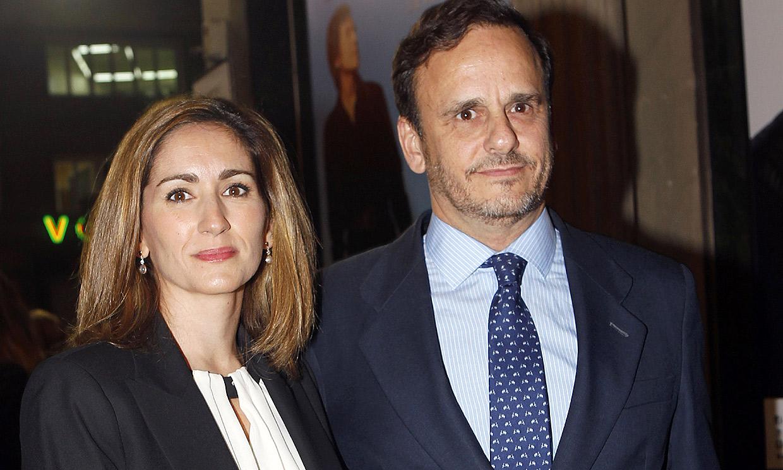 Alejandra Martos, hija de Raphael, se ha separado de su marido, Álvaro Arezana