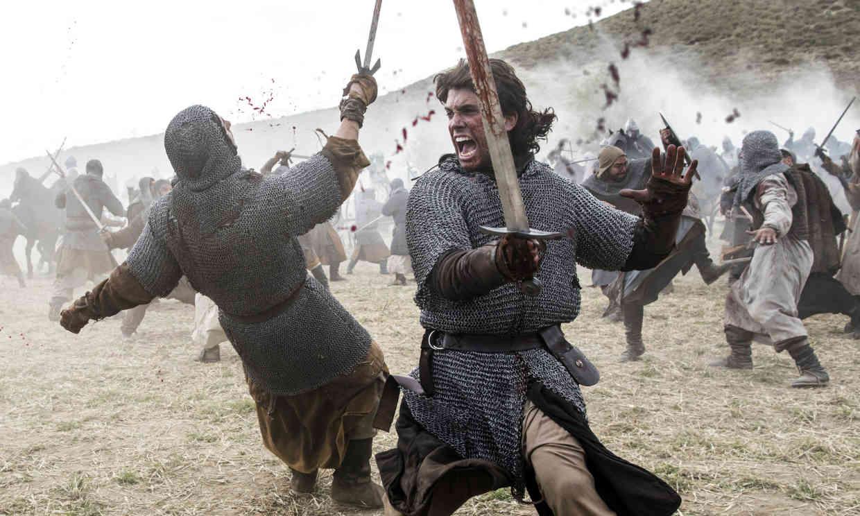 Ya puedes ver las primeras imágenes de Jaime Lorente como El Cid Campeador