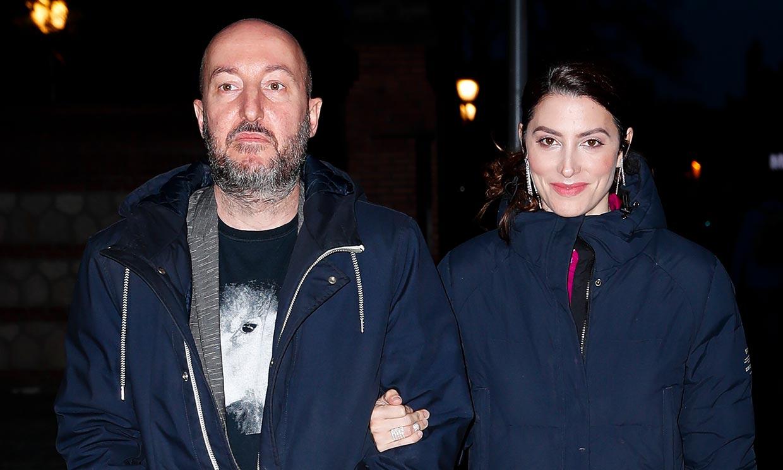 Bárbara Lennie y Diego Postigo juntos en el amor....¡y en el trabajo!