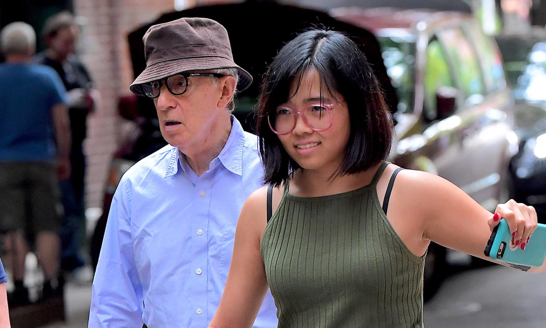 Bechet, la hija de Woody Allen, ayudante de producción en el filme que su padre estrena hoy en San Sebastián