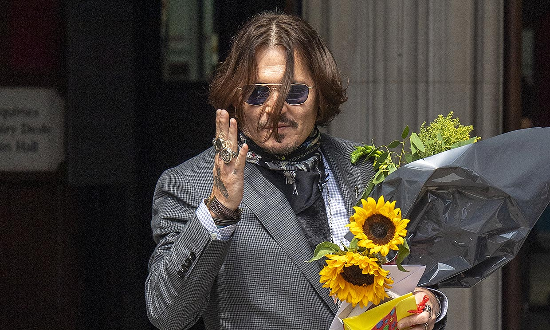 Johnny Depp presentará en San Sebastián su nuevo documental