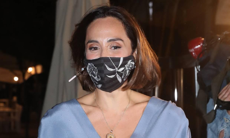 El divertido baile de Tamara Falcó con música de Enrique Iglesias tras una velada de ópera