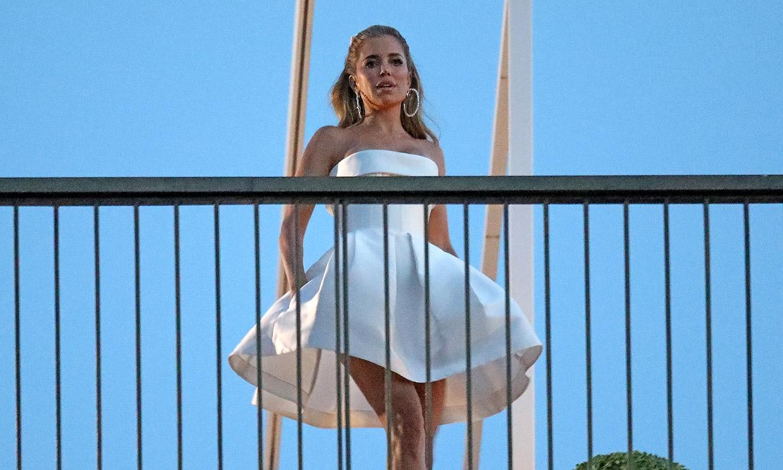 La glamurosa noche 'preboda' de Sylvie Meis y Niclas Castello