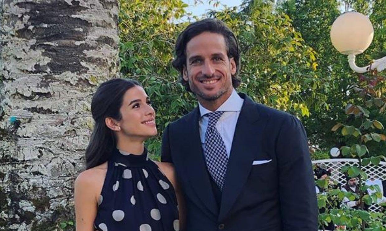 Muy felices y esperando un bebé: Sandra Gago y Feliciano López cumplen su primer año de casados