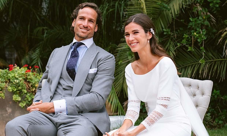Sandra Gago felicita a Feliciano López y celebra su aniversario de boda con su foto favorita