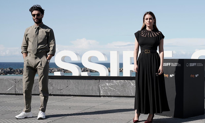 Blanca Suárez y Javier Rey estrenan la película en la que se enamoraron