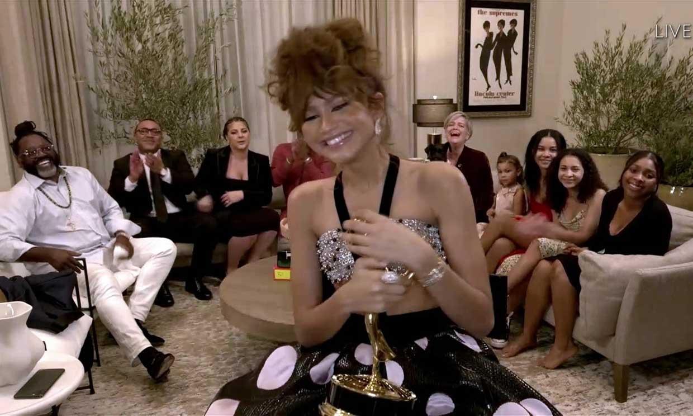 El emocionante discurso de Zendaya sobre la diversidad en la gala de los Emmy