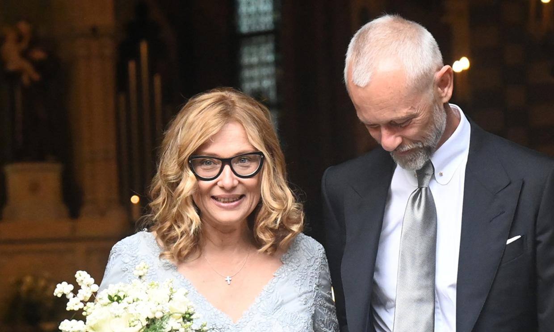 La romántica boda de Nicoletta Mantovani, viuda de Luciano Pavarotti
