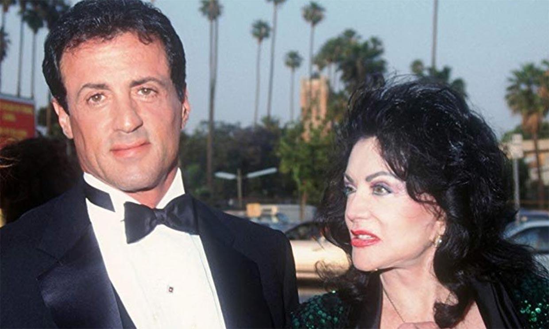 Fallece la madre de Sylvester Stallone a los 98 años