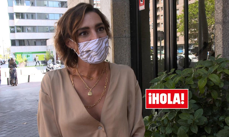 Eugenia Osborne nos explica cómo se encuentra Kike, el hijo de Fabiola y Bertín, contagiado de Covid