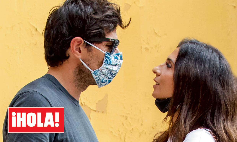 Exclusiva en ¡HOLA!, Andrés Velencoso tiene un nuevo amor, la presentadora Paula Gómez