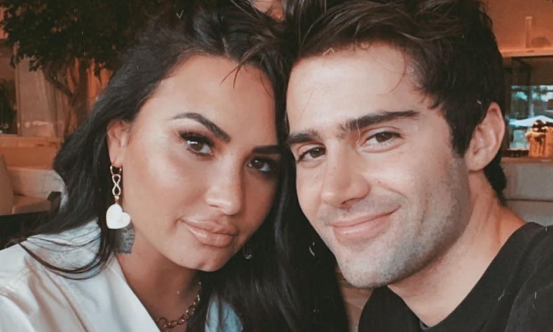 Dos meses: eso es lo que ha durado el compromiso de Demi Lovato y Max Ehrich