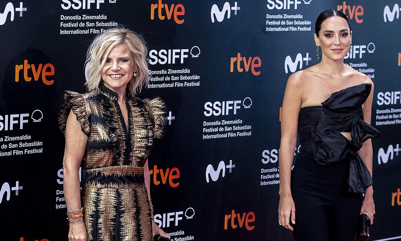 Tamara Falcó y Eugenia Martínez de Irujo arropan a la familia Tous en el estreno de su documental