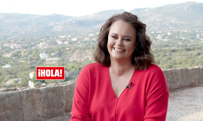 En vídeo: así nos cuenta Shaila Dúrcal cómo fue el accidente que le hizo perder parte de su dedo