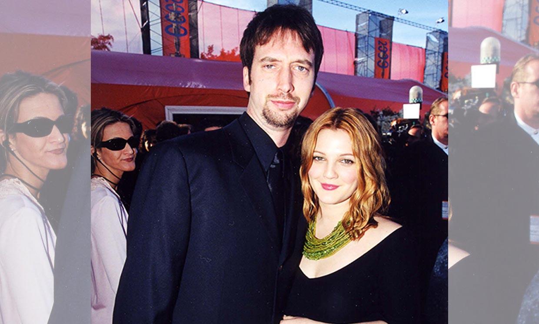 Drew Barrymore se reencuentra con su exmarido, Tom Green, tras quince años sin contacto