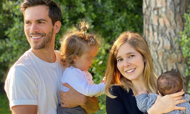 El simpático gesto de la hija de Natalia Sánchez y Marc Clotet con los animales del parque