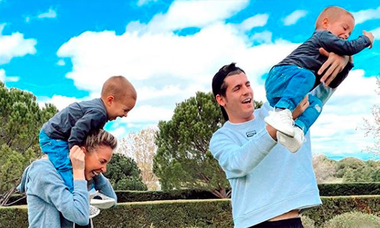 ¡La que te espera, Edoardo! Los Morata Campello, una familia numerosa de lo más divertida
