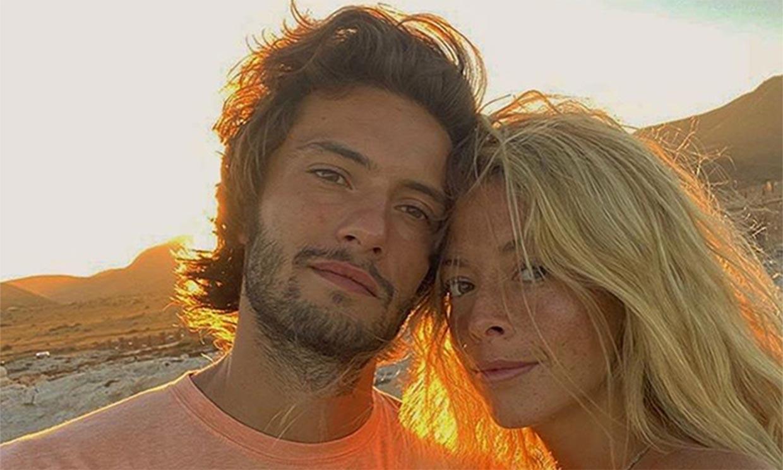 Belén Écija, la hija de Belén Rueda, 'explota' de felicidad al ver la declaración de amor de su novio