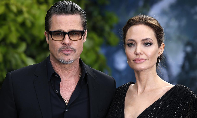 Brad Pitt no pudo ver a sus hijos hasta no cumplir con la cuarentena exigida por Angelina Jolie