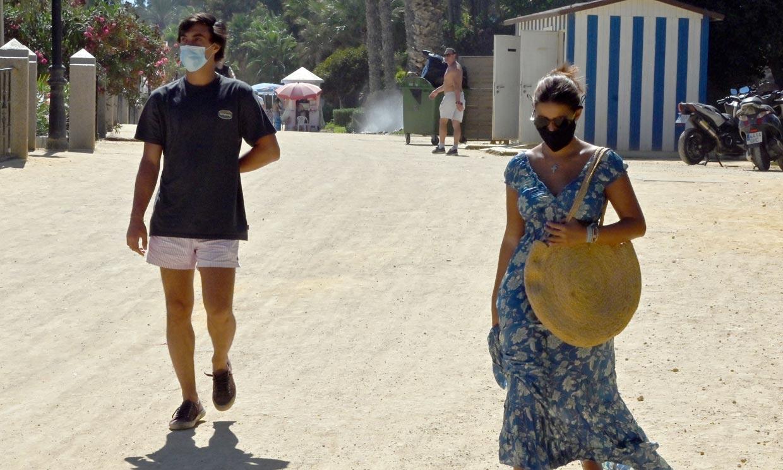 Primicia en ¡HOLA!: Tana Rivera, ilusionada con Javier López
