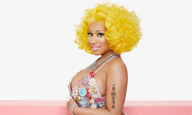 Nicki Minaj da la bienvenida en secreto a su primer bebé