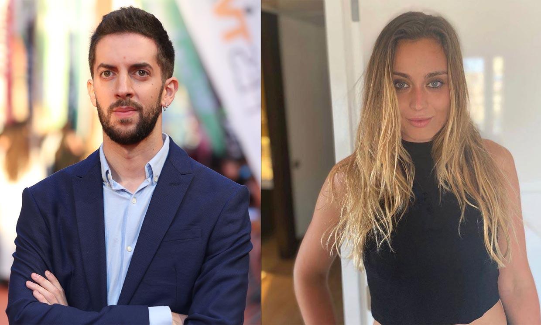 David Broncano 'pillado' con Paula Badosa, la tenista española que ha destacado en Roland Garros