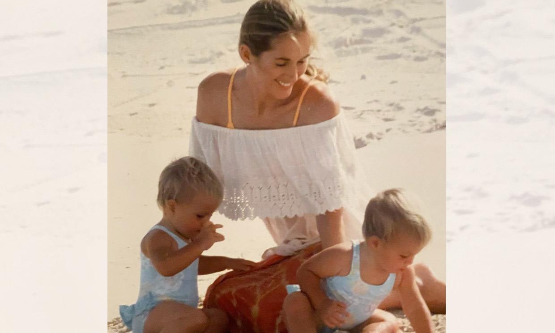 Cristina y Victoria Iglesias abren el álbum privado por el cumpleaños de su madre