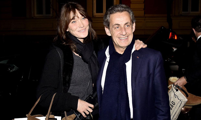 Carla Bruni cuenta cuál es su plan soñado junto a Nicolas Sarkozy al amanecer
