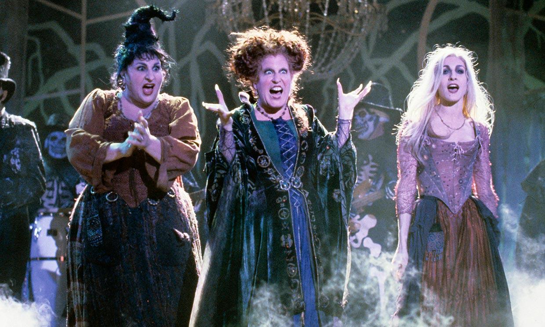 ¿Recuerdas la película 'El retorno de las brujas'? Así han cambiado sus protagonistas