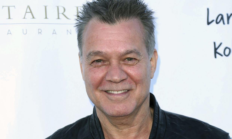 Fallece el mítico guitarrista de rock Eddie Van Halen