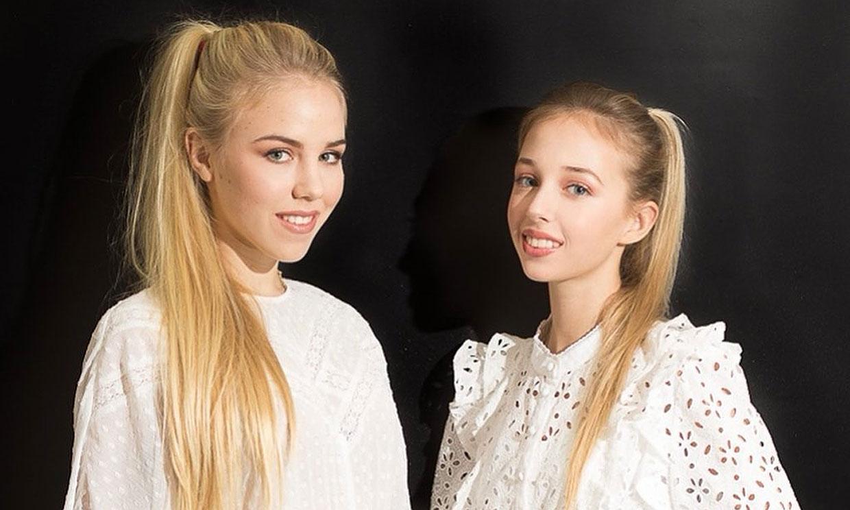 Maria Carolina y Maria Chiara, las Borbón 'superdotadas'