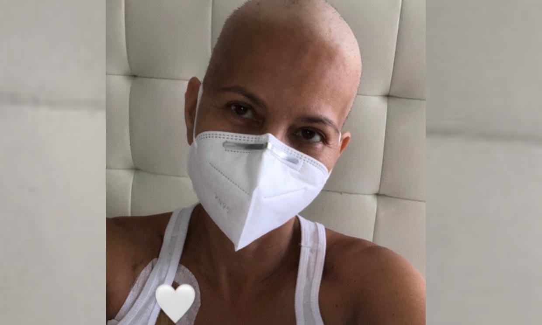 La fortaleza de Vaitiare, ex de Julio Iglesias, al hablar del cáncer que padece