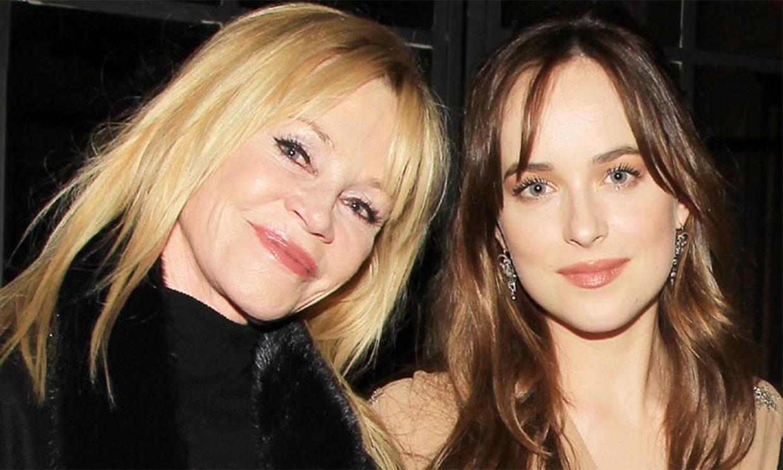 Melanie Griffith pide perdón a su hija Dakota por felicitarla cuatro días tarde