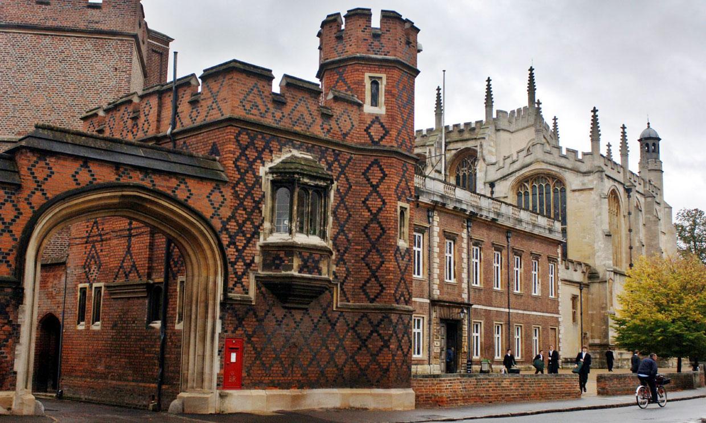 El novio de Claudia Osborne estudió en Eton College, ¿quién más ha pasado por sus aulas?