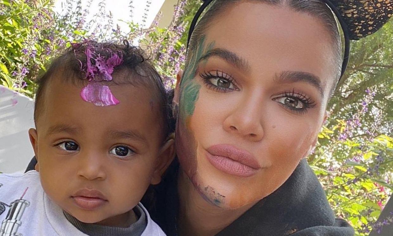 Calabazas, máscaras y mucha diversión: la fiesta pre-Halloween de Khloé Kardashian